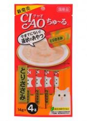 CIAO - SC-73 雞肉醬 14g (14g x 4包) 到期日: 21/05/2021