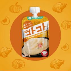 Hell's Kitchen Kotokoto 火雞+南瓜 成貓濕包 100g (橙黃袋)