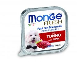 Monge Fresh 吞拿魚 狗餐盒 100g