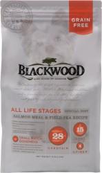 Blackwood Salmon & Field Pea Recipe 三文魚+豌豆 無穀全年齡 低敏挑嘴配方 - 5lb