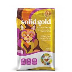 Solid Gold 素力高優質養生乾貓糧 6lb