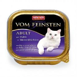 Animonda Vom Feinsten 成貓配方 雞肉+海鮮 100g