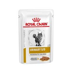 Royal Canin - Urinary S/O (UMC34) 貓隻泌尿道處方糧 (低能量) 85克 x 12包
