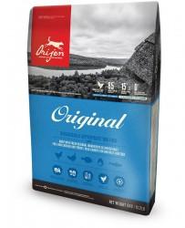 Orijen Original 無穀物 雞肉 (成犬) 配方 6kg (藍色)