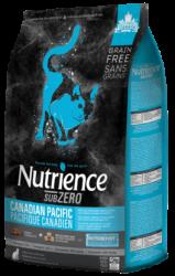 Nutrience 紐翠斯 Sub Zero – 無穀物 七種魚 全貓配方 (生肉粒配方) 5kg (11lb)(藍+黑)