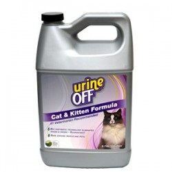 美國 Urine-Off解尿素 (貓用) - 1加侖
