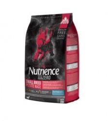 Nutrience Sub Zero 冷凍脫水鮮牛肝 無穀物紅肉+海魚 小型犬配方 [生肉粒配方][細粒] 2.27Kg