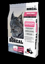BOREAL Indoor Cat 無穀物雞肉 室內貓 5磅
