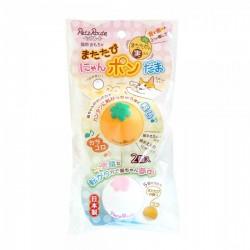 日本製 Petz Route - 發聲+貓草味木天蓼乒乓球 - 2個裝