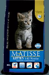 Matisse 幼貓配方 KITTEN 1-12 Months 1.5kg