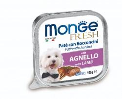 Monge Fresh 羊肉 狗餐盒 100g