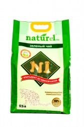 N1栗米豆腐貓砂17.5L(原味) x3包優惠  (共一箱)