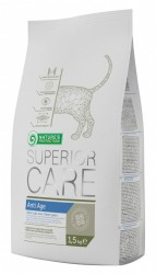 Nature's Protection Anti Age Cat Food 黑酵母全貓配方貓糧 1.5kg