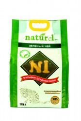 N1 豆腐貓砂17.5L(綠茶味)  x3包優惠  (共一箱)