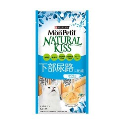 Mon Petit Natural Kiss 泌尿道護理配方 吞拿魚味 10g (內含4小包)