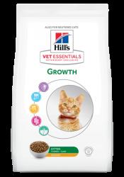 [凡購買處方用品, 訂單滿$500或以上可享免費送貨]  Hill's VetEssentials Kitten (Growth) 幼貓成長獸醫配方幼貓糧 1.5kg