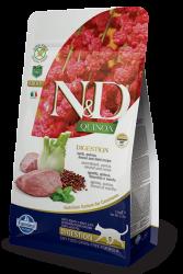Natural & Delicious 藜麥功能天然貓糧 – 羊肉 腸胃護理 1.5kg