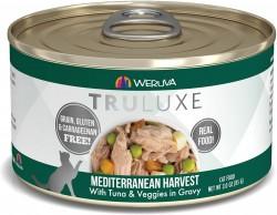 野生吞拿魚、蔬菜 - 85g WeRuVa 尊貴系列 Mediterranean Harvest 到期日: 31/8/2021