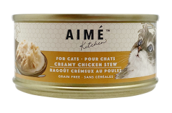 Aimé Kitchen 鮮雞肉濃湯Creamy Chicken Stew 貓罐 85g