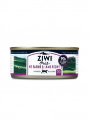 ZiwiPeak巔峰 92%鮮肉貓罐頭 - 兔肉+羊肉 85g