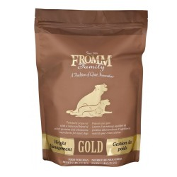 Fromm Gold 金裝 雞+火雞+魚+蔬菜 低脂/體重控制犬糧 5lb