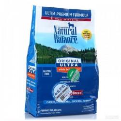 Natural Balance特級配方全犬糧(細粒)4.5磅