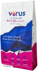 VERUS 羊肉+燕麥糙米 高纖 抗敏修護狗糧 25lb