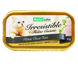 Naturcate White Meat Tuna 白肉吞拿魚 (NC85-8) 85g