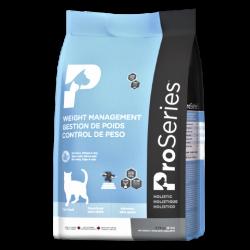 ProSeries 全天然雞肉+海魚 體重控制配方 (適合老貓/室內貓糧) 12.76lb (粉藍)