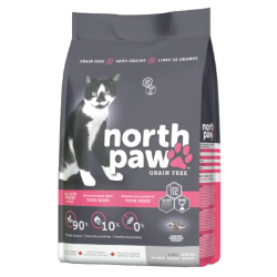 North Paw 無穀物 雞肉+海魚 全貓糧 2.25kg