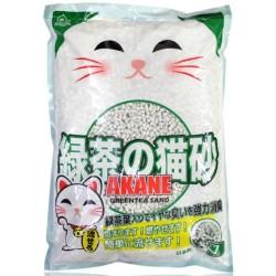 Akane 綠茶强力除臭紙砂 7L x7包原箱優惠