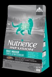Nutrience 天然凍乾外層 鮮雞肉 室內貓配方 10lb