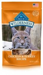 BLUE Wilderness 雞肉+火雞肉 鬆軟小食 2oz