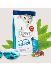 Happy Cat Sensitive Grain Free Seefisch (Sea Fish) 無穀物海魚配方 4kg