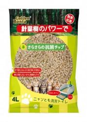 Golden Bonta 香松木環保貓砂 4L