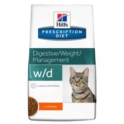 Hill's w/d 獸醫配方乾貓糧 1.5kg