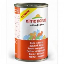 Almo Nature 雞肉+南瓜 貓罐頭 140g