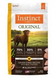 Nature's Variety Instinct 本能無穀物 雞肉配方狗糧 4lb