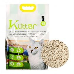 KLitter 貓砂(原味) 2.0 mm 18L x 6包優惠 (共兩箱)