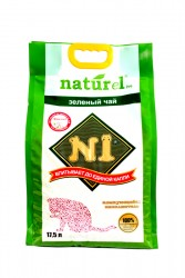 N1  豆腐貓砂 (水蜜桃) 17.5L x3包優惠 (共一箱)