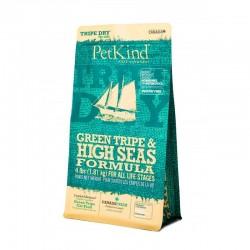 Petkind 無穀物貓糧- 羊草胃及三文魚鯡魚 4lb