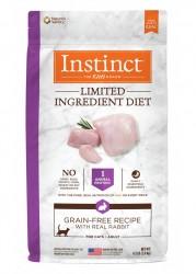 Nature's Variety Instinct 本能無穀物 單一蛋白 兔肉配方 10磅