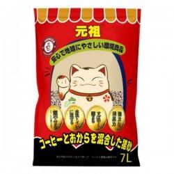 元祖咖啡豆腐砂 7L x6包優惠