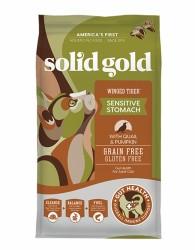 Solid Gold 無穀物 (鵪鶉) 貓糧 (Winged Tiger) 3lb 到期日 18 /09/2021