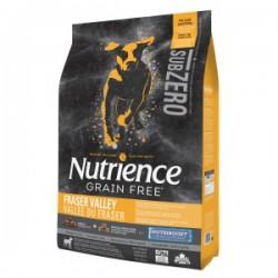 NUTRIENCE Sub Zero – 頂級雞肉、火雞、海魚全犬配方 (生肉粒配方) 10kg