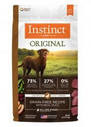 Nature's Variety Instinct 本能無穀物 鴨肉配方狗糧 20lb