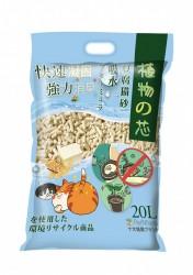 Natural Core 植物之芯豆腐貓砂 (原味) 20L x4包優惠