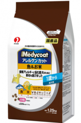Petline Medycoat 防敏感-魚肉+飯 成犬乾糧 1.5kg
