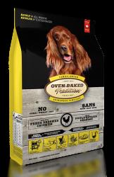 Oven Baked北美去骨走地雞配方成犬糧12.5磅 (大粒)