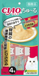 Ciao SC-175 雞肉醬 (腎臟健康維持) 14g (14gx4) x2包優惠